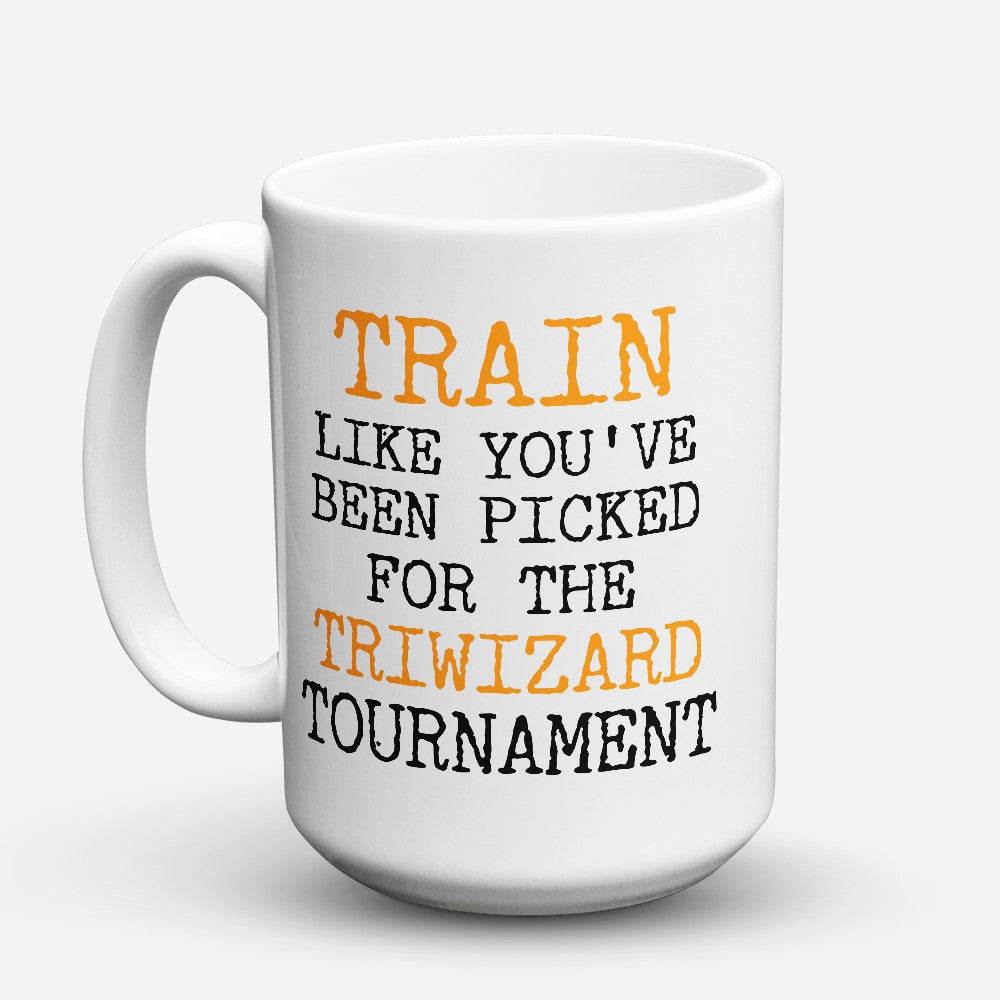 "Limited Edition - ""Triwizard Tournament"" 15oz Mug"