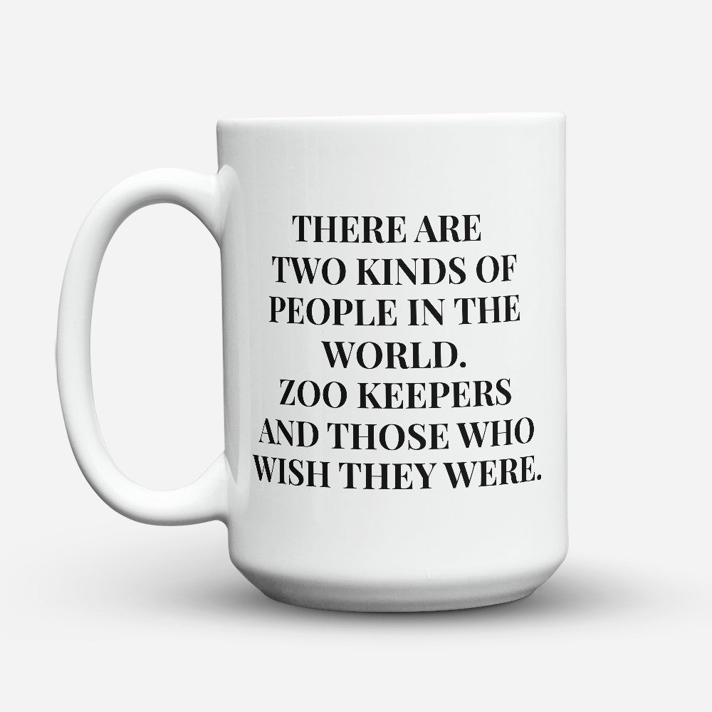 "Limited Edition - ""Two Kinds Of People"" 15oz Mug"