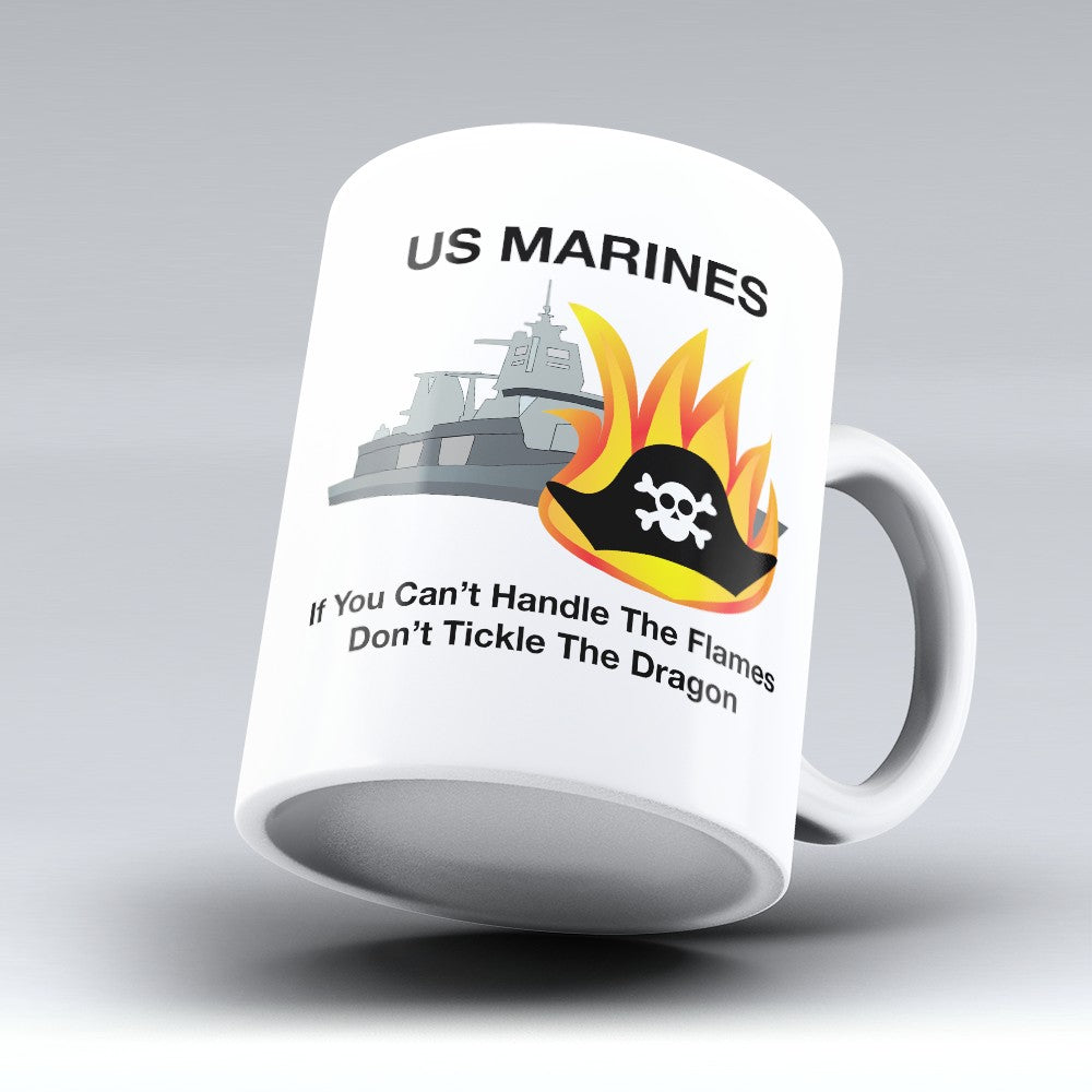 "Limited Edition - ""Us Marines"" 11oz Mug"
