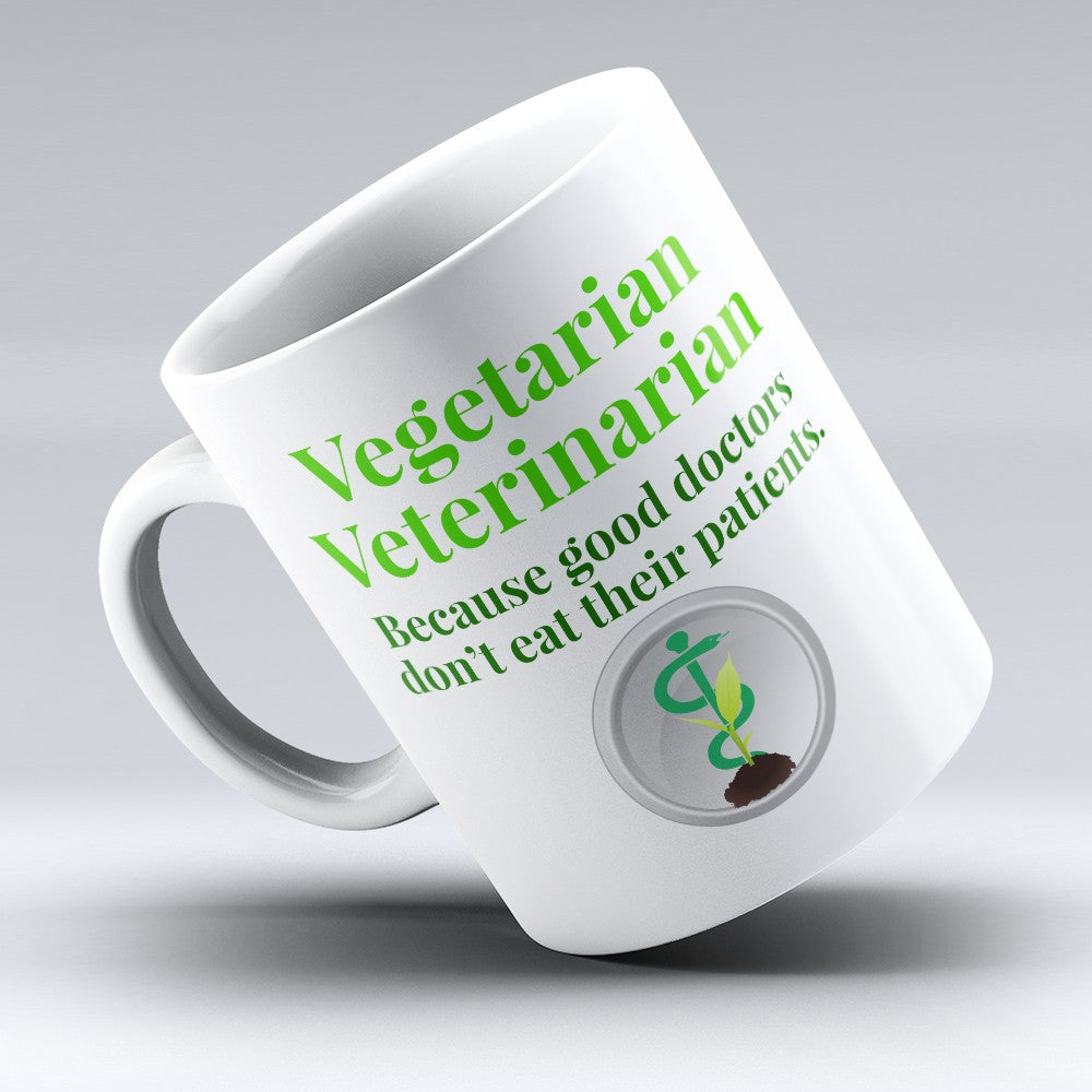 "Limited Edition - ""Vegetarian"" 11oz Mug"