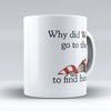 "Limited Edition - ""Counselor Waldo"" 11oz Mug - Counseling Mugs - Mugdom Coffee Mugs"