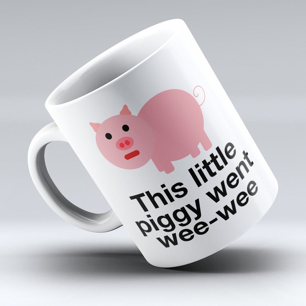 "Limited Edition - ""Wee - Wee"" 11oz Mug"