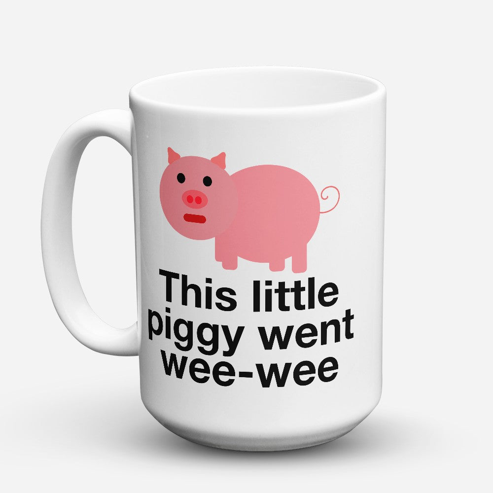 "Limited Edition - ""Wee - Wee"" 15oz Mug"