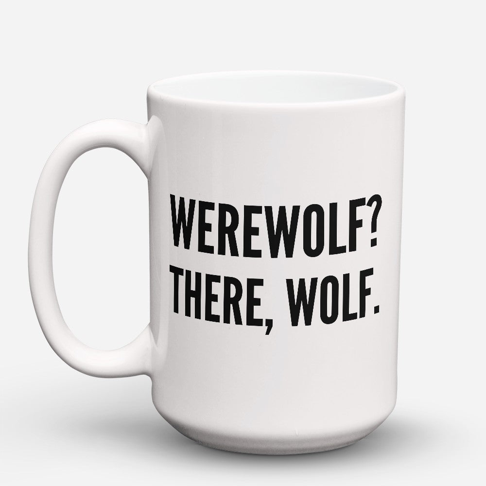 "Limited Edition - ""Werewolf"" 15oz Mug"