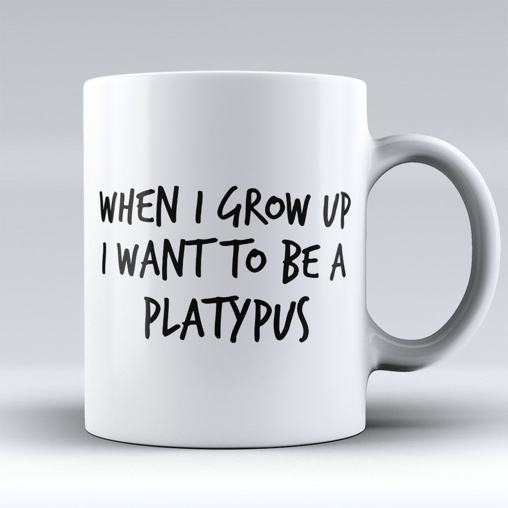 "Limited Edition - ""When I Grow Up"" 11oz Mug"