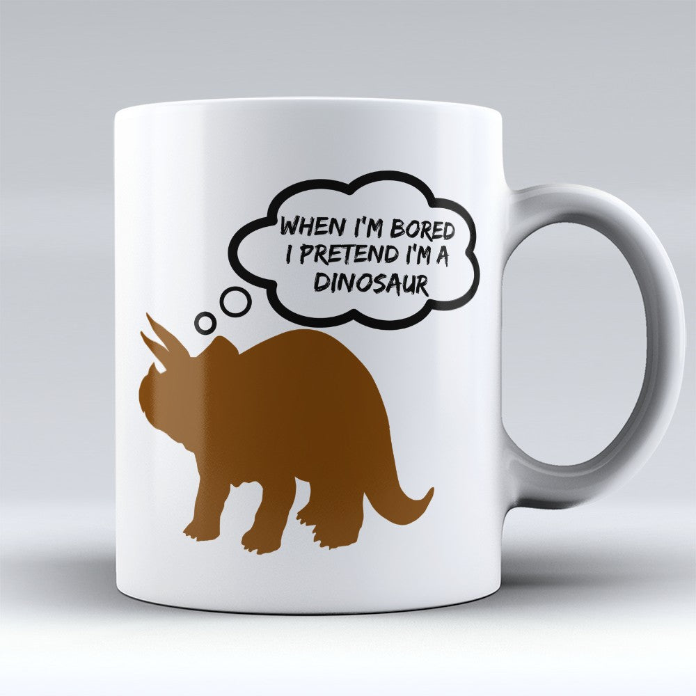 "Limited Edition - ""When Im Bored"" 11oz Mug"