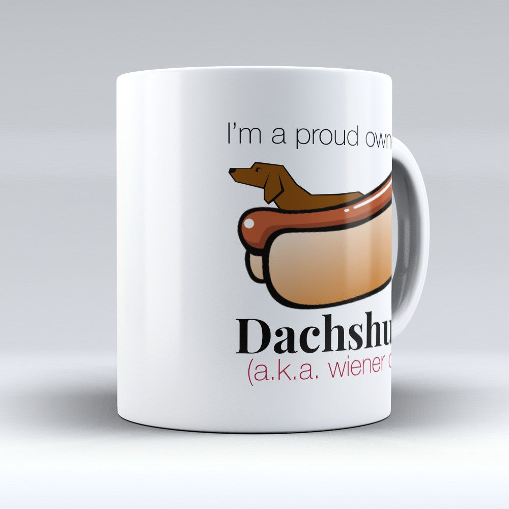 "Limited Edition - ""Wiener Dog"" 11oz Mug"