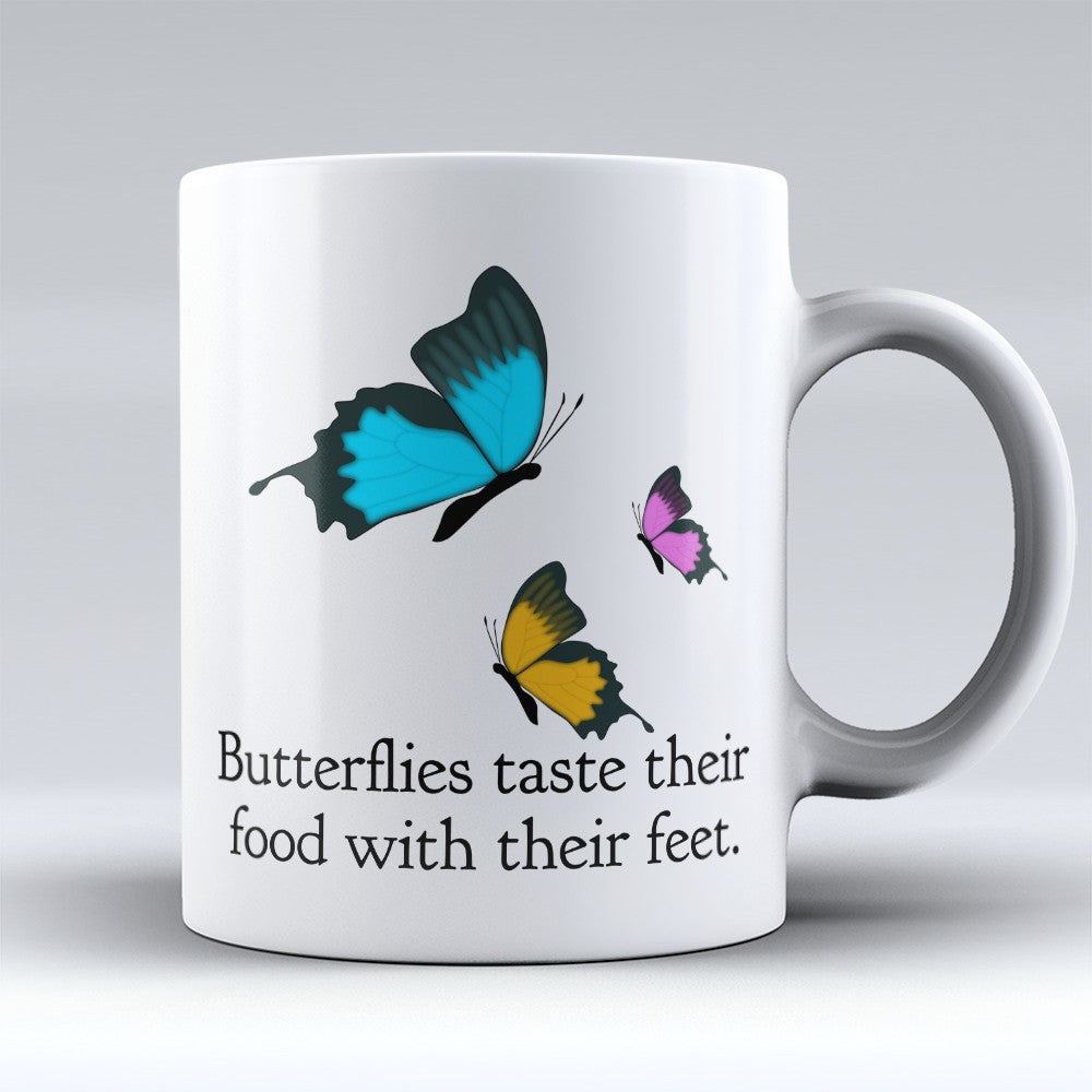 "Limited Edition - ""With Their Feet"" 11oz Mug"