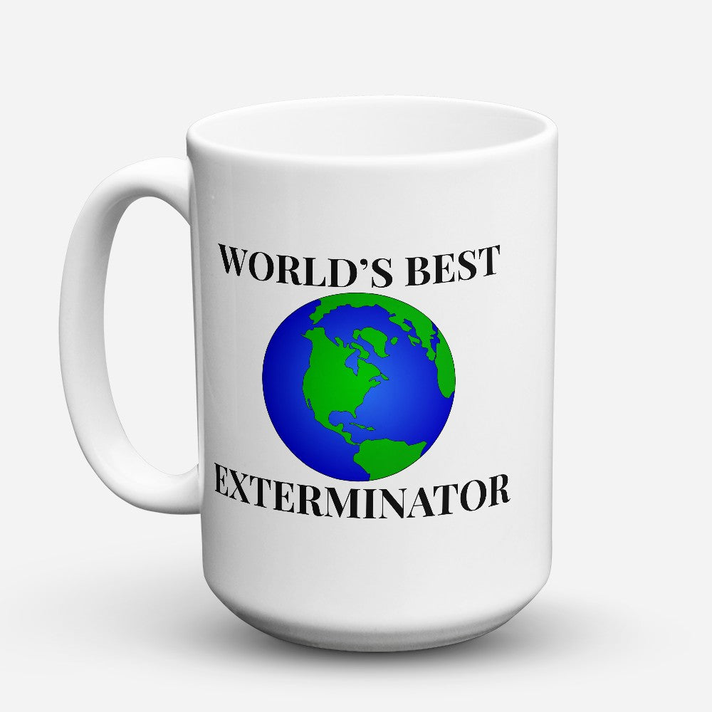 "Limited Edition - ""Worlds Best 1"" 15oz Mug"