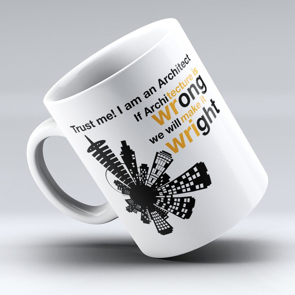 "Limited Edition - ""Wrong Wright"" 11oz Mug"