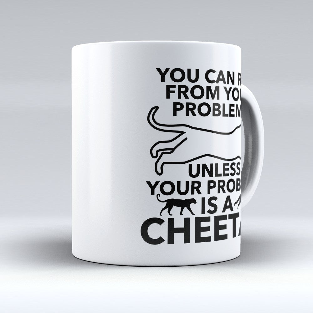 "Limited Edition - ""You Can Run"" 11oz Mug"