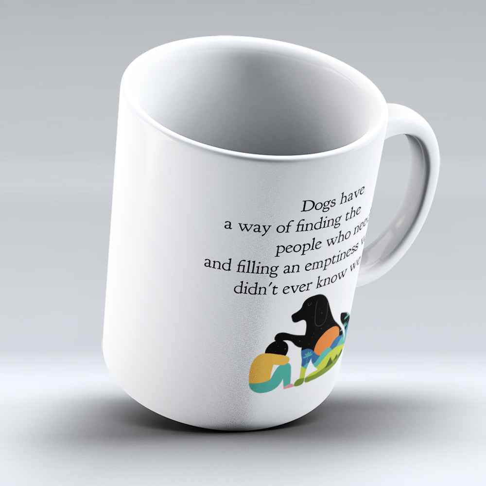 "Limited Edition - ""A Way of Finding People"" 11oz Mug"