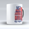 "Limited Edition - ""Amazing Mom - Vet"" 11oz Mug - Vet Mugs - Mugdom Coffee Mugs"