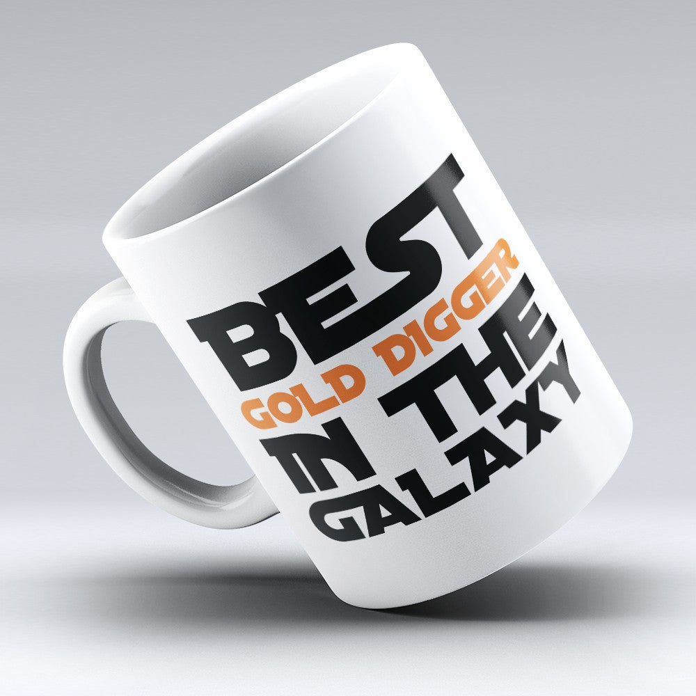 "Limited Edition - ""Best Gold Digger"" 11oz Mug"