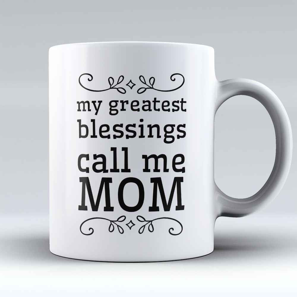 "Limited Edition - ""Call me Mom"" 11oz Mug"