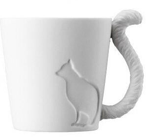 Limited Edition Cat/Rabbit/Squirrel/Fawn Premium Ceramic Mug - Animal Mugs - Mugdom Coffee Mugs