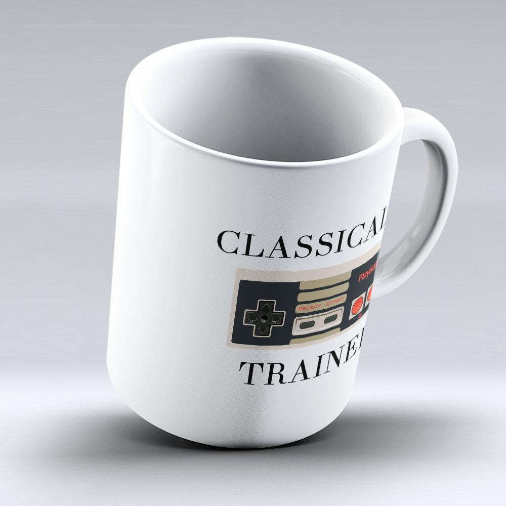 "Limited Edition - ""Classically Trained"" 11oz Mug"