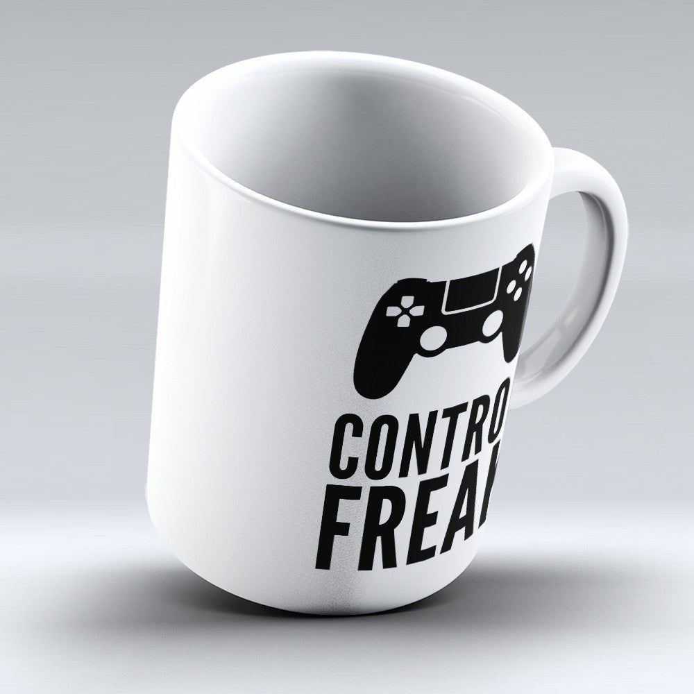 "Limited Edition - ""Control Freak"" 11oz Mug"