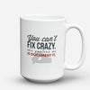 "Limited Edition - ""All You Can Do"" 15oz Mug - Social Worker Mugs - Mugdom Coffee Mugs"