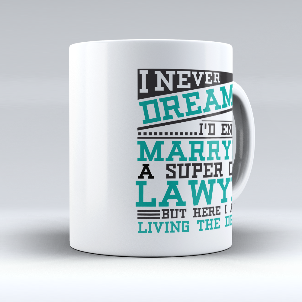 "Limited Edition - ""Cute Lawyer"" 11oz Mug"