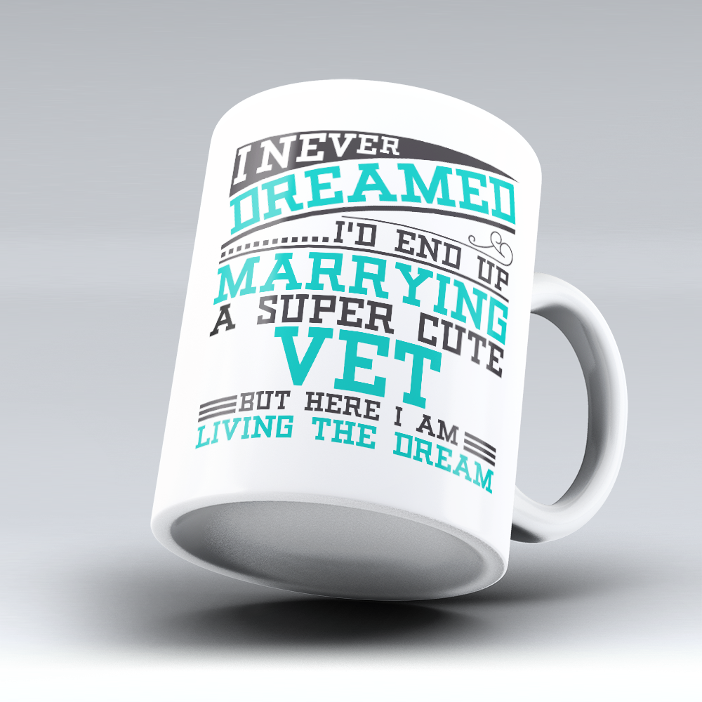 "Limited Edition - ""Cute Vet"" 11oz Mug"