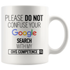 "Limited Edition ""OHS Competence"" 11oz Mug"