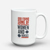 "Limited Edition - ""Some Of The Strongest Women"" 15oz Mug - Nurse Mugs - Mugdom Coffee Mugs"