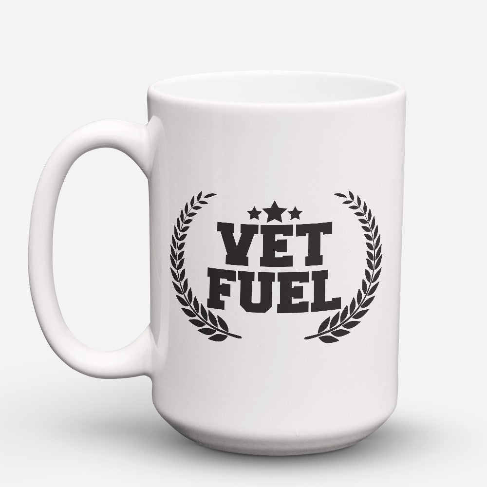 "Limited Edition - ""Fuel-Vet"" 15oz Mug"