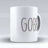 "Limited Edition - ""Gobble"" 11oz Mug - Thanksgiving Mugs - Mugdom Coffee Mugs"