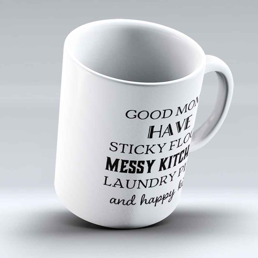 "Limited Edition - ""Good Moms"" 11oz Mug"