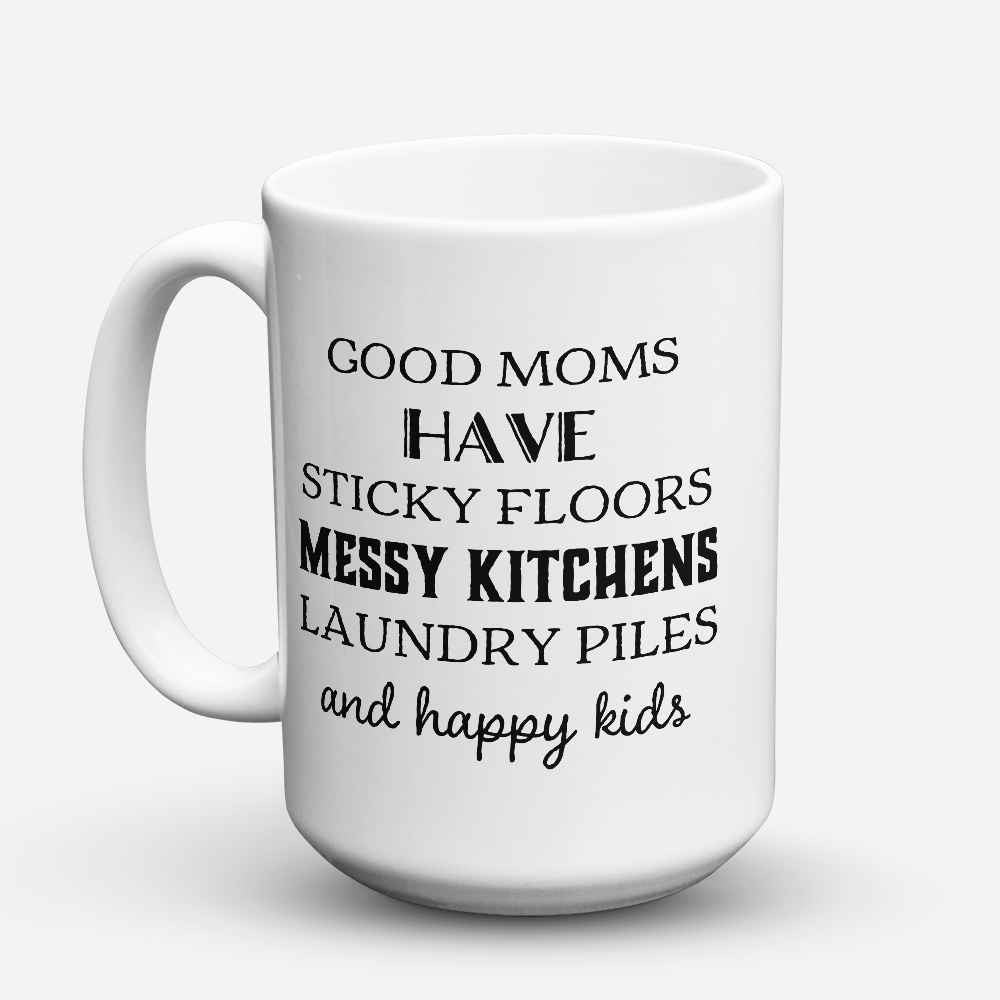 "Limited Edition - ""Good Moms"" 15oz Mug"