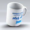 "Limited Edition - ""Set The Alarm"" 11oz Mug - Retirement Mugs - Mugdom Coffee Mugs"