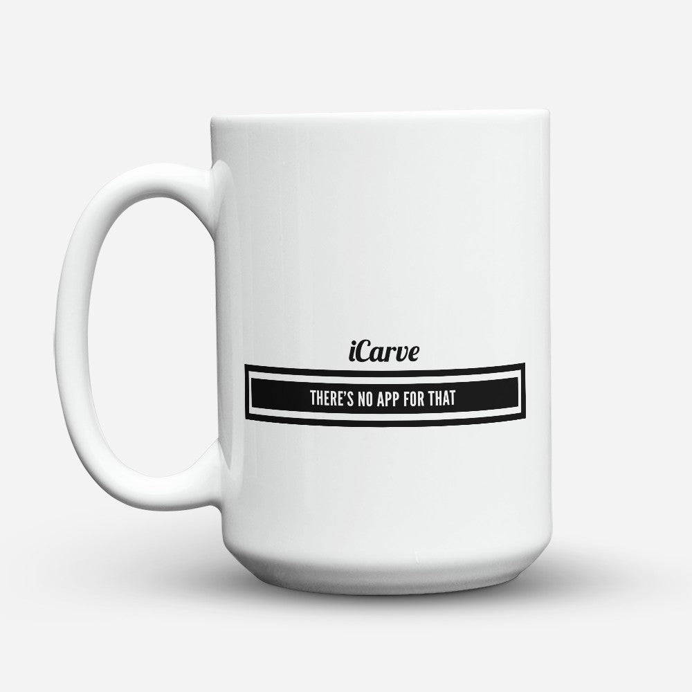 "Limited Edition - ""Icarve"" 15oz Mug"