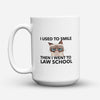 "Limited Edition - ""Law School"" 15oz Mug - Lawyer Mugs - Mugdom Coffee Mugs"
