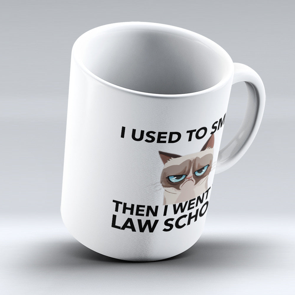"Limited Edition - ""Law School"" 11oz Mug - Lawyer Mugs - Mugdom Coffee Mugs"