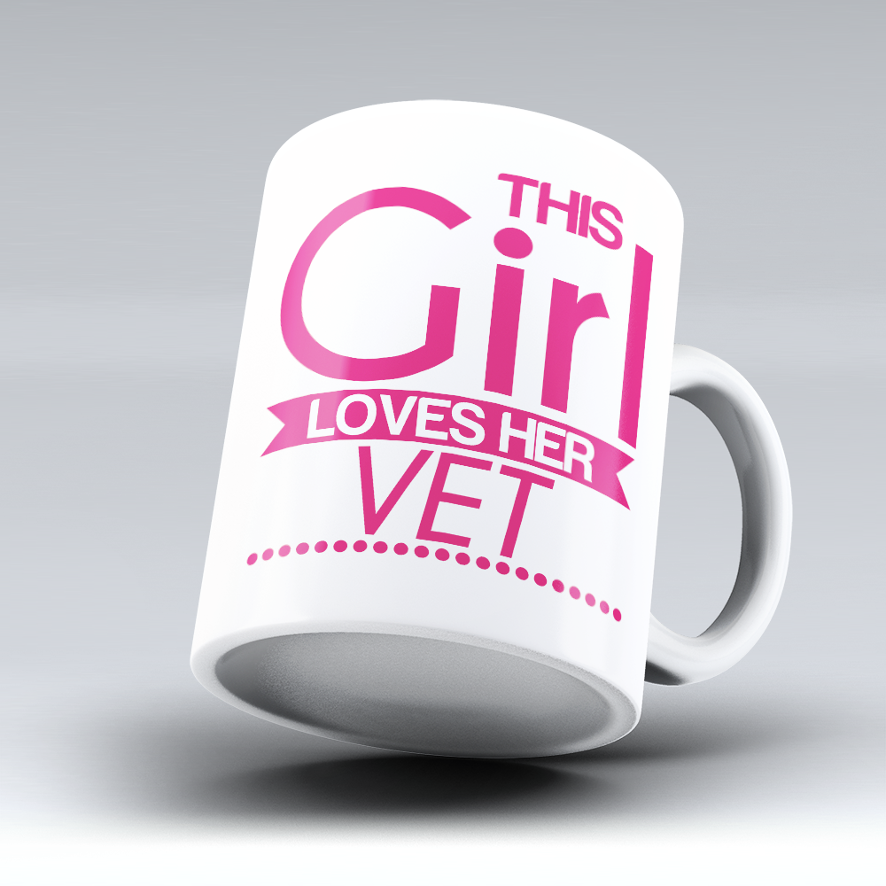 "Limited Edition - ""Loves Vet"" 11oz Mug"