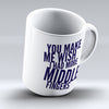 "Limited Edition - ""Middle Fingers"" 11oz Mug - Funny Mugs - Mugdom Coffee Mugs"