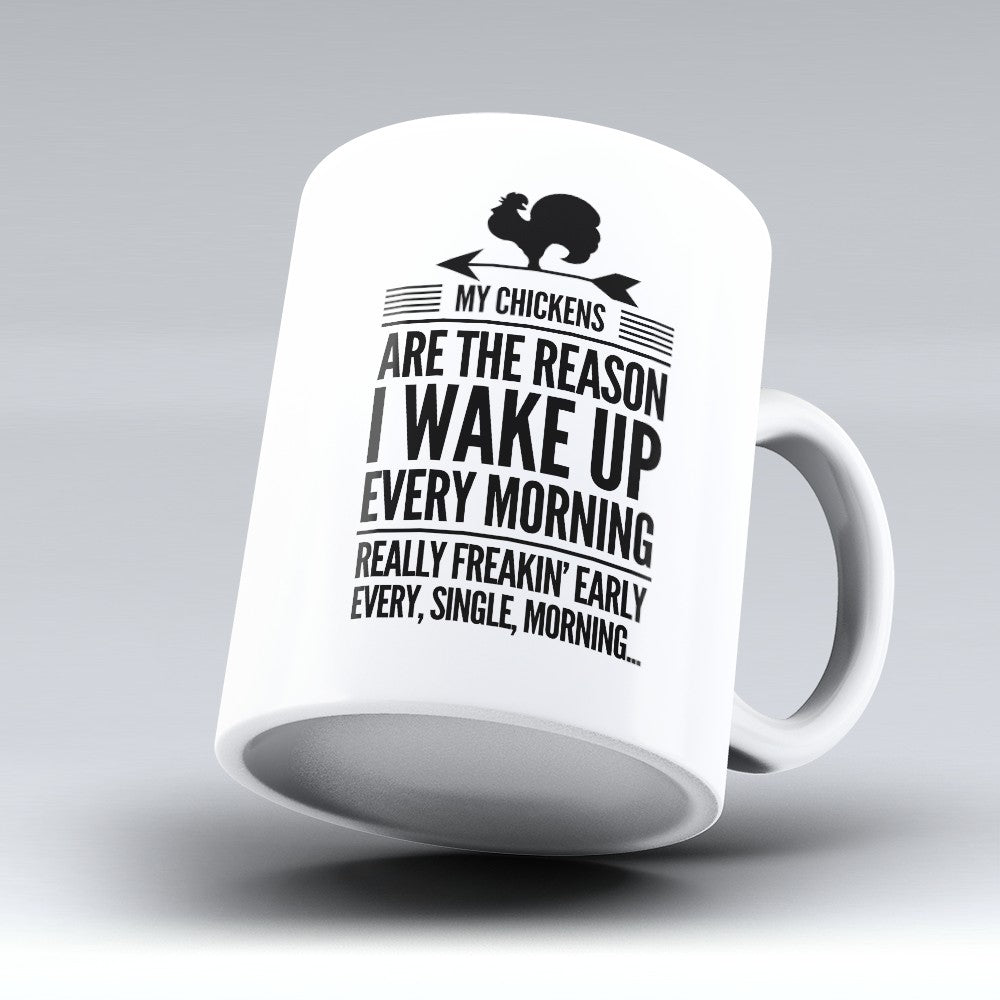 "Limited Edition - ""My Chickens"" 11oz Mug"