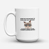"Limited Edition - ""I'm Doing Nothing"" 15oz Mug - Retirement Mugs - Mugdom Coffee Mugs"