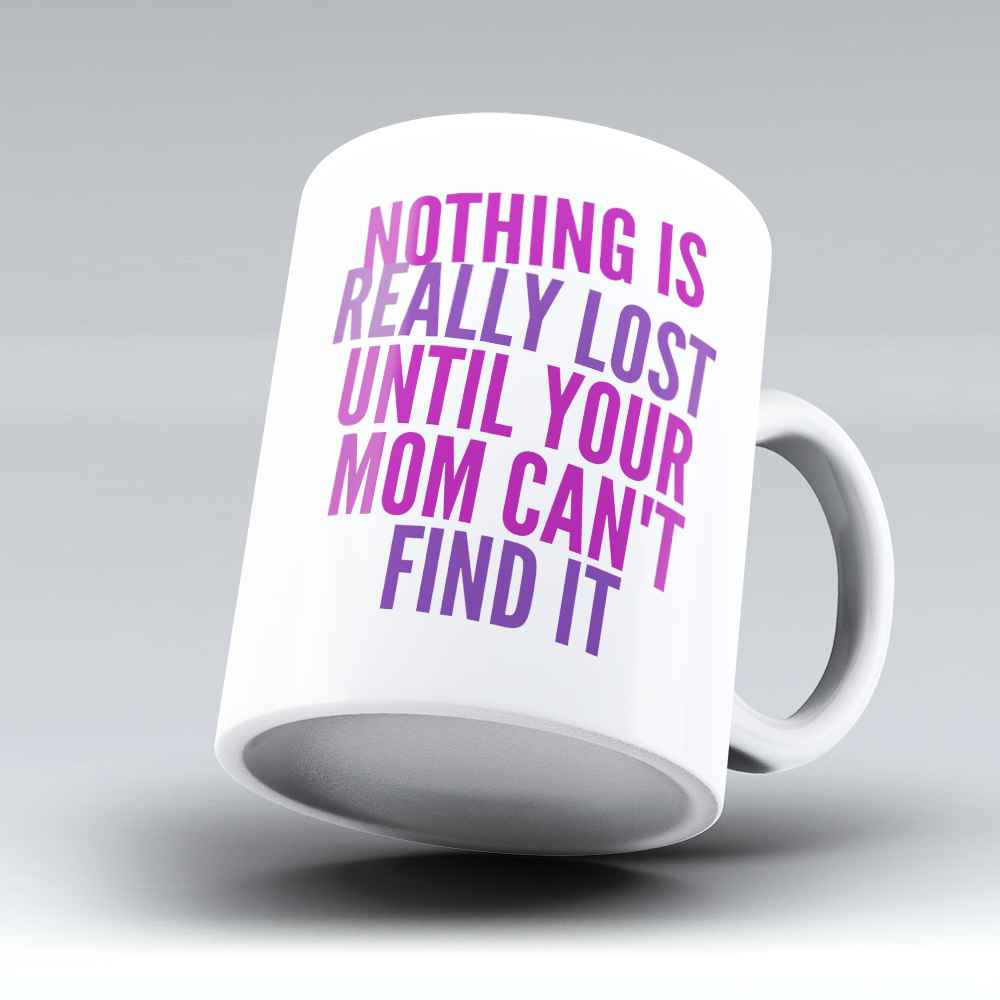 "Limited Edition - ""Nothing is really lost"" 11oz Mug"
