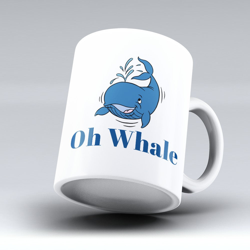 "Limited Edition - ""Oh"" 11oz Mug"