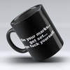 "Limited Edition ""On Your Marks"" - 11oz Black Mug"