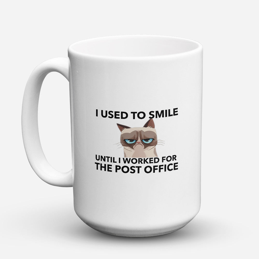 "Limited Edition - ""The Post Office"" 15oz Mug - Postal Worker Mugs - Mugdom Coffee Mugs"
