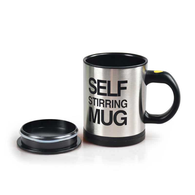 "The ""Self-Stirring"" Mug - Novelty Mugs - Mugdom Coffee Mugs"