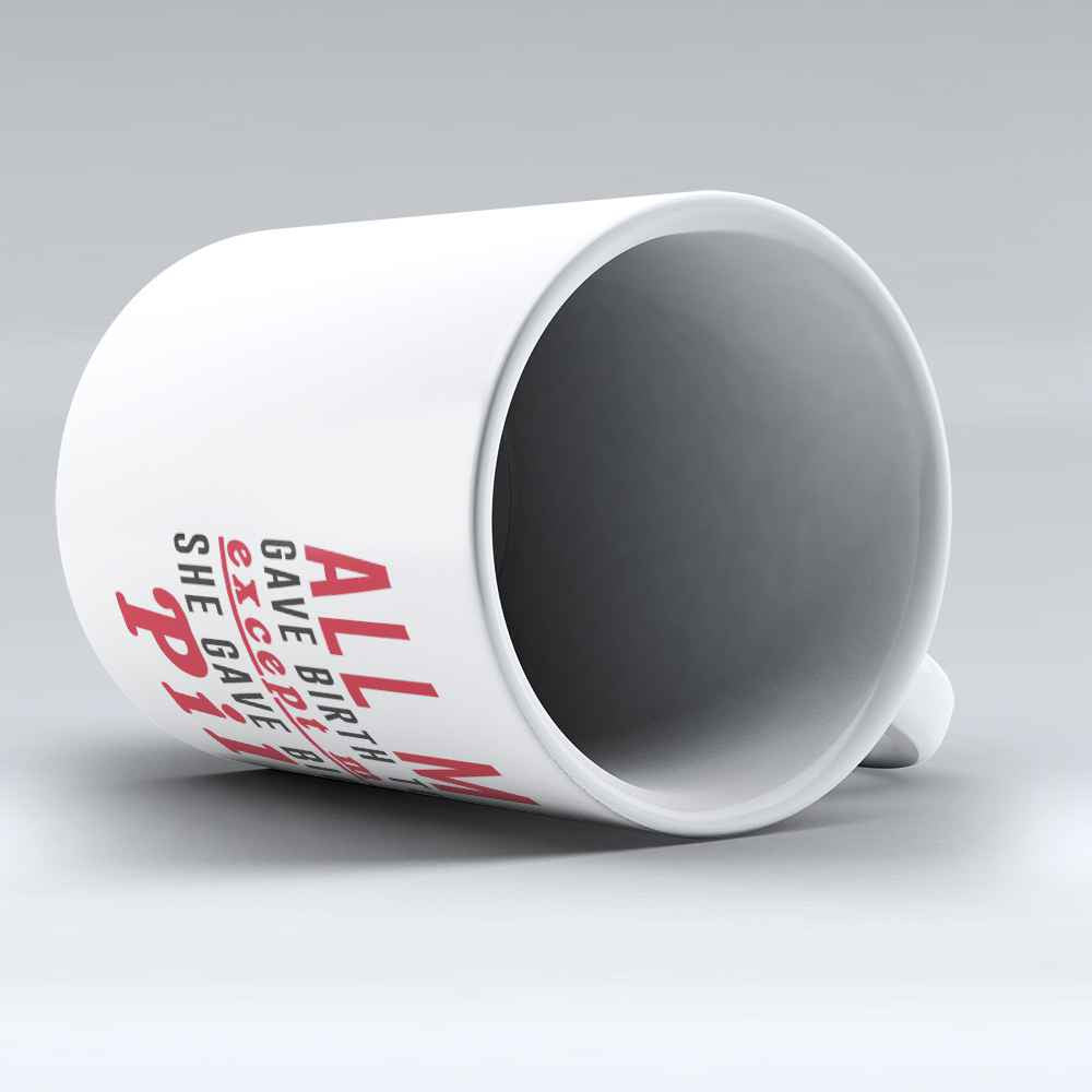"Limited Edition - ""All Moms Pilot"" 11oz Mug - Pilot Mugs - Mugdom Coffee Mugs"