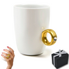 "Limited Edition ""2 Carat Engagement Ring"" Coffee Mug - Novelty Mugs - Mugdom Coffee Mugs"
