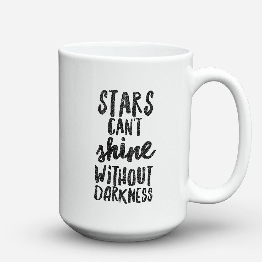 "Limited Edition - ""Without Darkness"" 15oz Mug"