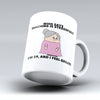 "Limited Edition - ""Who Says Teaching Is Stressful?"" 11oz Mug - Teacher Mugs - Mugdom Coffee Mugs"