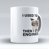 "Limited Edition - ""Engineer - Study"" 11oz Mug - Engineer Mugs - Mugdom Coffee Mugs"