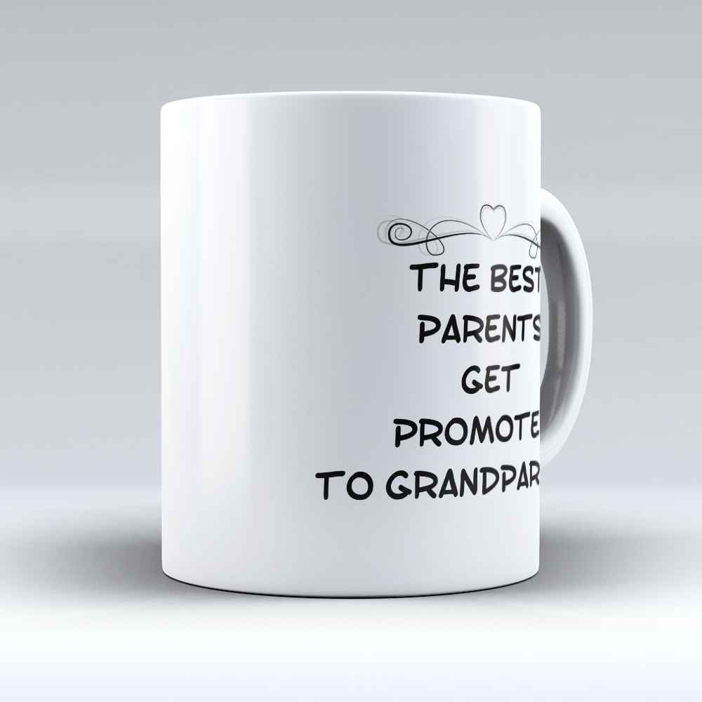 "Limited Edition - ""The Best Parents"" 11oz Mug"